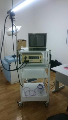 Sistema de video endoscopia - Fujinon